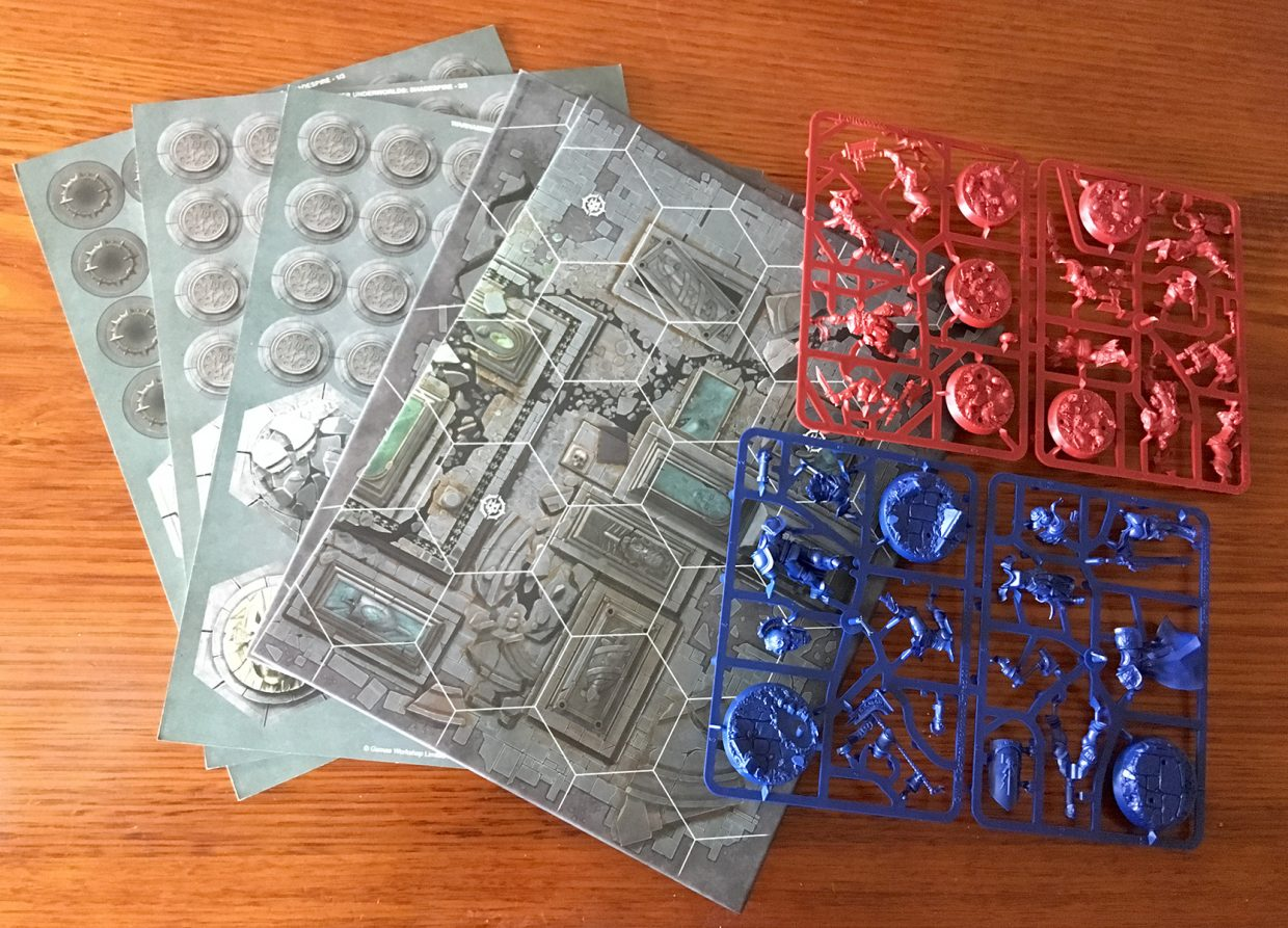 Shadespire: First Look