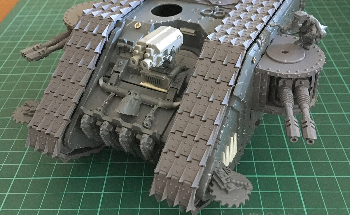 Sagittarius Conversion Kit review – Blood and Skulls Industry