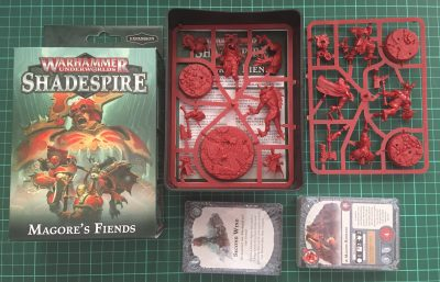 Shadespire: Magore's Fiends review